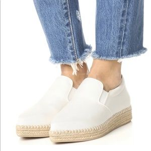 DKNY Trey Espadrille Pointed Size 10 New RRP $239